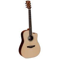 Faith HiGloss Saturn Electro-Acoustic, All Solid, Engelmann Spruce Top, Rosewood Back