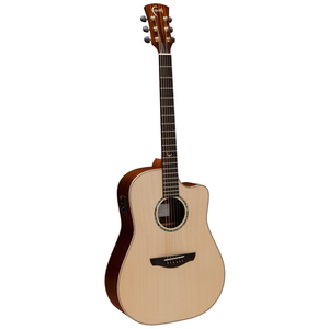 Faith HiGloss Saturn Electro-Acoustic, All Solid, Engelmann Spruce Top, Rosewood Back