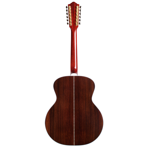 Guild Guild F-512E ATB 12-String, Electro-Acoustic, All Solid, Sitka Spruce Top, Rosewood Back, Antique Burst Nitro
