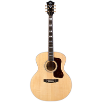 Guild F-55 Maple, Solid Sitka Spruce Top, Flamed Maple Back, Blonde Nitro