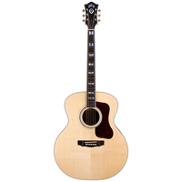 Guild F-55, All Solid, Sitka Spruce Top, Rosewood Back, Natural Nitro
