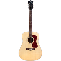 Guild D-40, All Solid, Sitka Spruce Top, Mahogany Back, Natural Satin