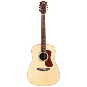 Guild D-240-E Electro-Acoustic Dreadnought, Solid Spruce Top, Mahogany Back