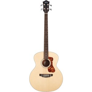 Guild B-240E, Electro-Acoustic, Solid Sitka Spruce Top, Mahogany Back, Natural Satin