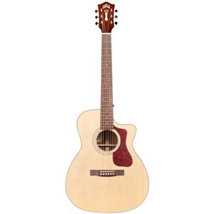 Guild OM-150CE, Electro-Acoustic, All Solid, Sitka Spruce Top, Rosewood Back, Natural Gloss