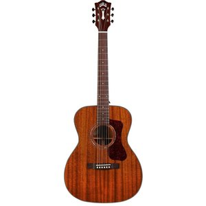 Guild OM-120, All Solid Mahogany, Natural Gloss