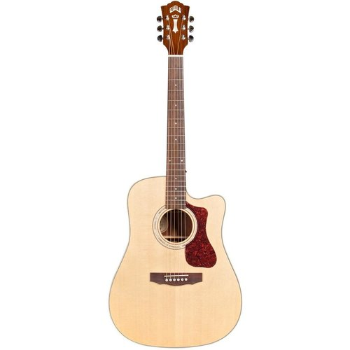 Guild Guild D-140CE, Electro-Acoustic, All Solid, Sitka Spruce Top, Mahogany Back, Natural Gloss