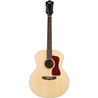 Guild F-40E, Electro-Acoustic, All Solid, Sitka Spruce Top, African Mahogany Back, Natural Satin