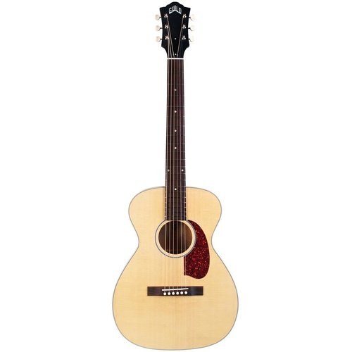 Guild Guild M-40 Troubadour, All Solid, Sitka Spruce Top, Mahogany Back, Natural Satin