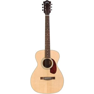 Guild M-240E, Electro-Acoustic, Solid Sitka Spruce Top, Mahogany Back, Natural Satin