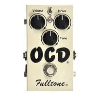 Fulltone OCD2 Obsessive Compulsive Drive Effects Pedal