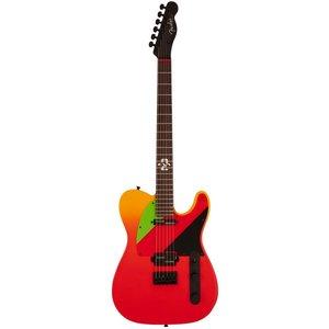 Fender Japan 2020 Evangelion Asuka Telecaster