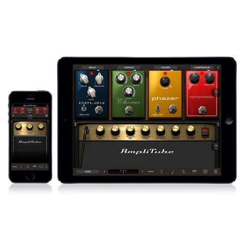IK Multimedia IK Multimedia iRig 2 Electric Guitar & Bass Interface