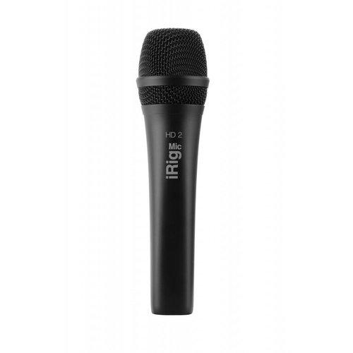 IK Multimedia IK Multimedia iRig Mic HD 2 24-bit, 96kHz High Definition Handheld Condenser Microphone