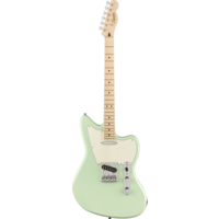 Squier Paranormal Offset Telecaster, Maple Fingerboard, Sea Foam Green