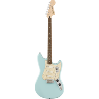 Squier Paranormal Cyclone, Laurel Fingerboard, Daphne Blue