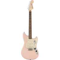 Squier Paranormal Cyclone, Laurel Fingerboard, Shell Pink