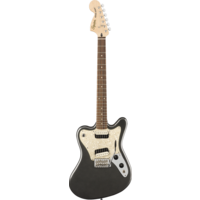 Squier Paranormal Super-Sonic, Laurel Fingerboard, Graphite Metallic