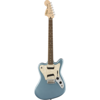 Squier Paranormal Super-Sonic, Laurel Fingerboard, Ice Blue Metallic