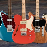 Step into the Paranormal with Squier's new range for 2020