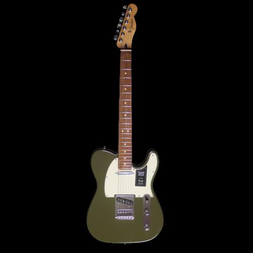 Fender Fender Limited Edition Player Telecaster, Pau Ferro Fingerboard, Olive