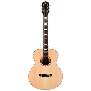 Guild Jumbo Junior Reserve Electro-Acoustic, Solid Spruce Top, Flamed Maple Back