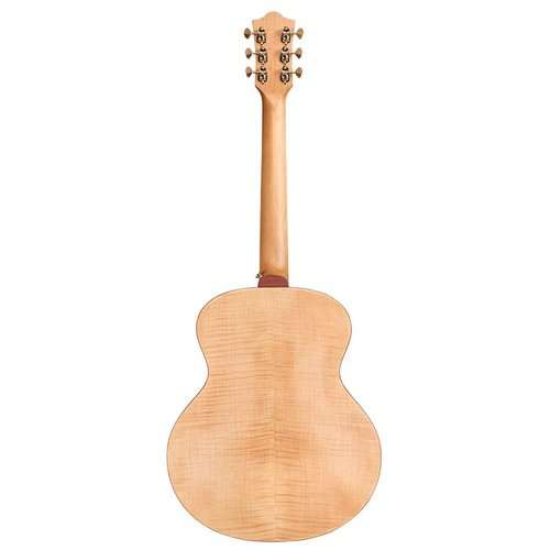 Guild Guild Jumbo Junior Reserve Electro-Acoustic, Solid Spruce Top, Flamed Maple Back