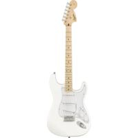 Squier FSR Affinity Stratocaster, Maple Fingerboard, Olympic White