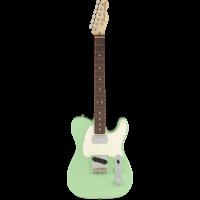 Fender American Performer Telecaster Hum, Satin Surf Green
