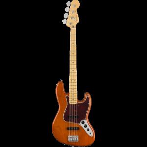 Fender Ltd Player Jazz Bass, Maple Fingerboard, Aged Natural