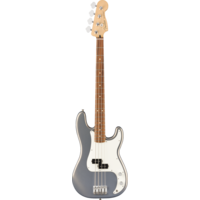 Fender Player Precision Bass, Pau Ferro Fingerboard, Silver