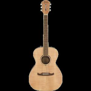 Fender FA-235E Electro-Acoustic, Flame Maple, Natural