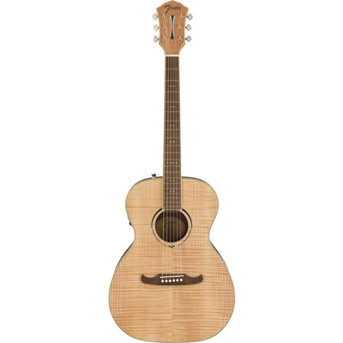 Fender Fender FA-235E Electro-Acoustic, Flame Maple, Natural
