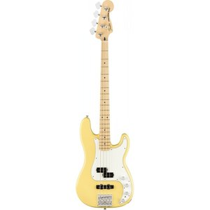 Limited Edition Fender Deluxe Active Precision Bass Special, Maple Fingerboard, Buttercream