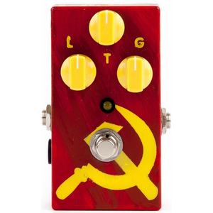 Jam Red Muck Fuzz Pedal