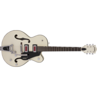 """G5410T Electromatic® """"Rat Rod"""" Hollow Body Single-Cut with Bigsby®, Rosewood Fingerboard, Matte Vintage White"""