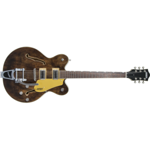 G5622T Electromatic® Center Block Double-Cut with Bigsby®, Laurel Fingerboard, Imperial Stain