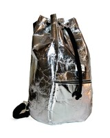 "Kaliber Fashion Rucksack ""Pineapple Edition"" - silver"