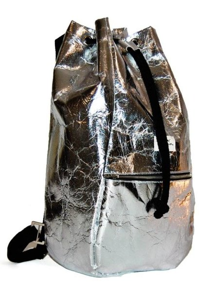 "Kaliber Fashion Rucksack ""Pineapple Edition"" - silver"