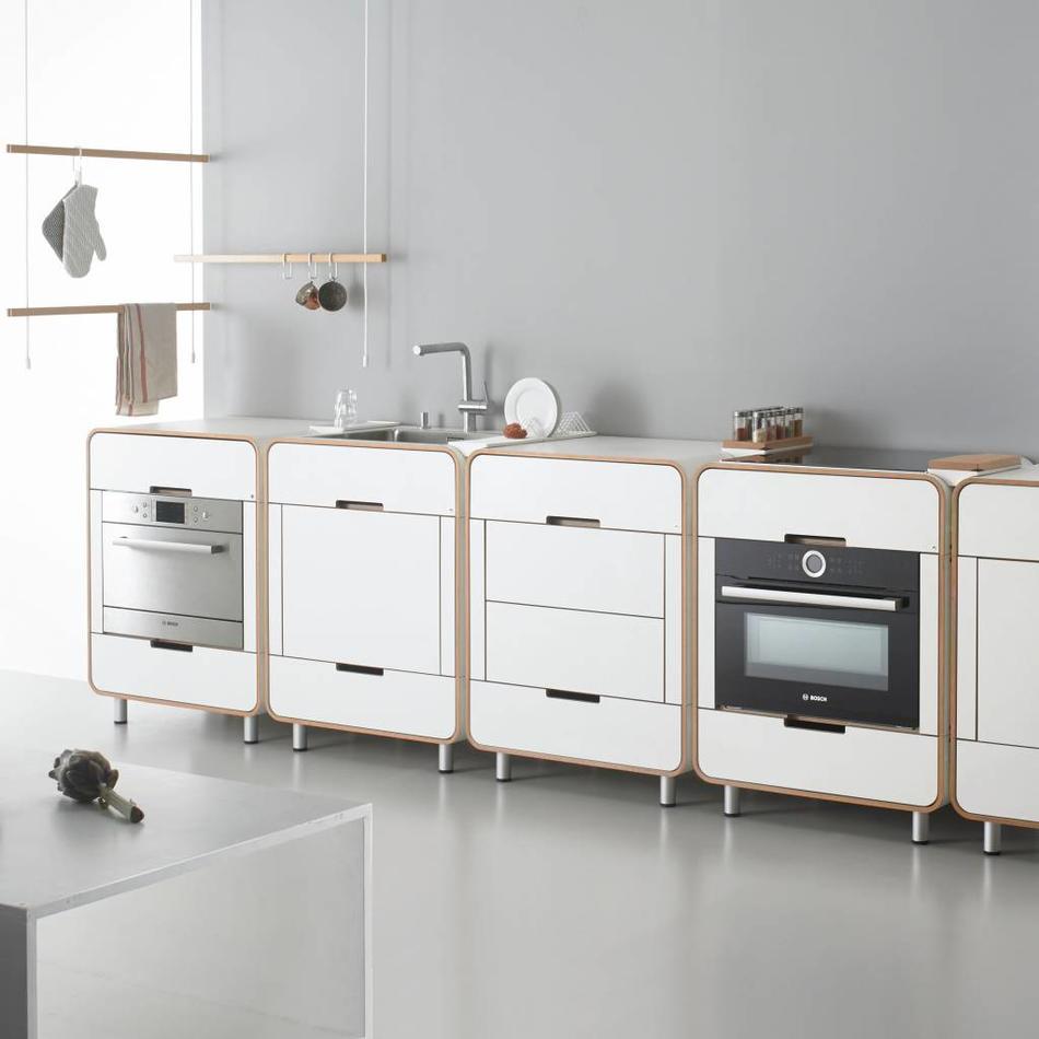 Küche A la carte II: Staurraum