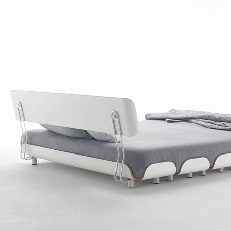 Bed: Backrest 160 cm