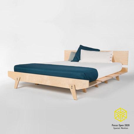 frank&frei: Bett 180 cm