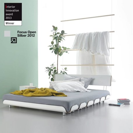 Stadtnomaden Bett 160: Tiefschlaf 160  x 200 cm