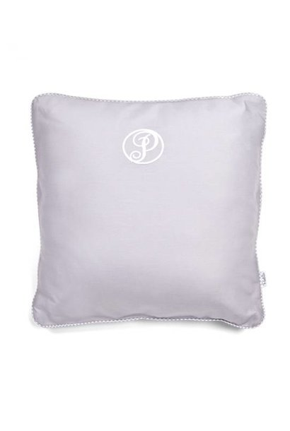 Decoration Pillow Oxford Grey