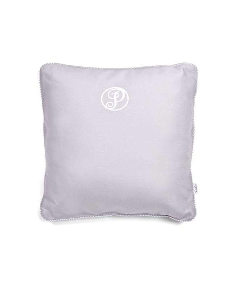 Decoration Pillow Oxford Grey
