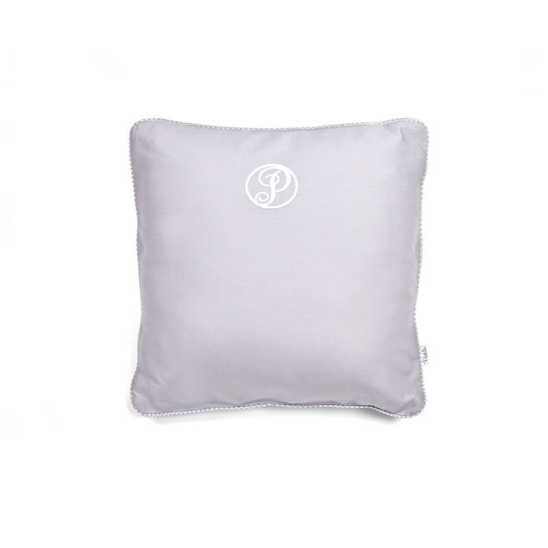 Decoration Pillow Oxford Grey-1