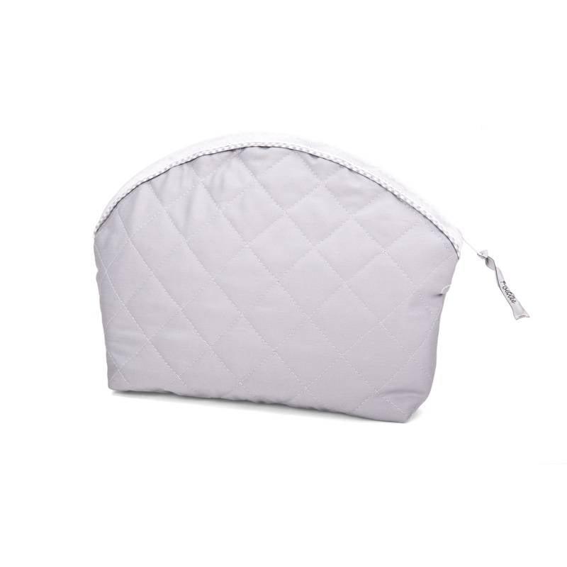 Toiletry bag Oxford Grey-1