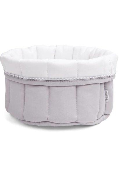 Care basket Oxford Grey