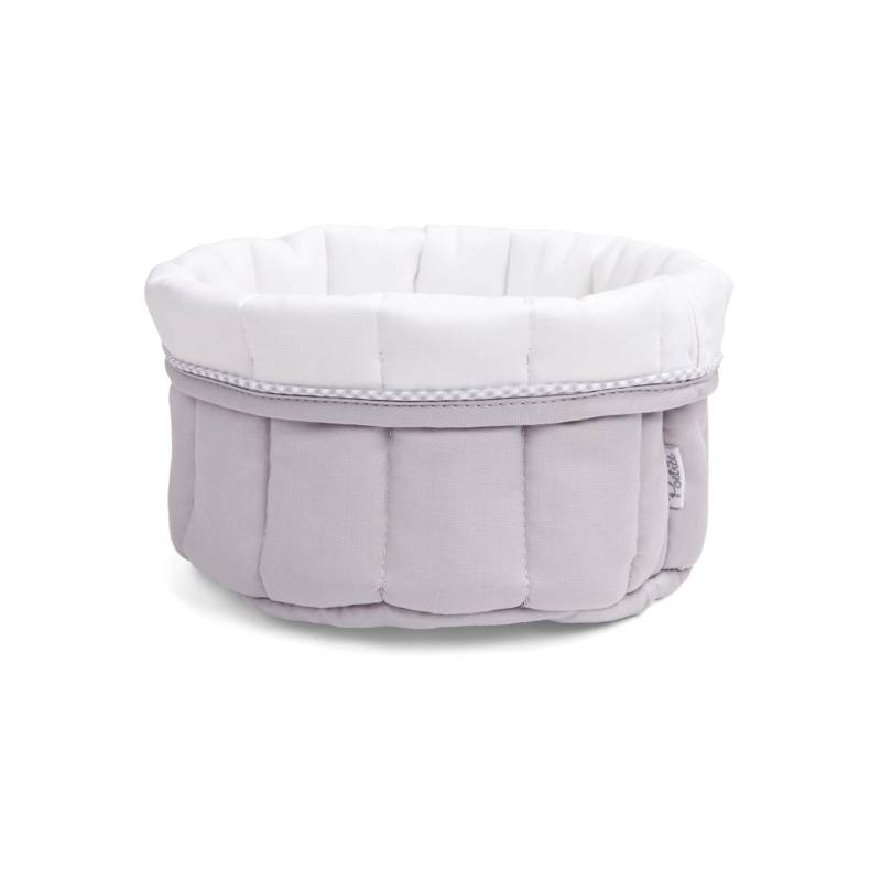 Care basket Oxford Grey-1