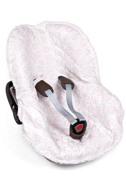 Housse pour siège auto Little Forest Pink